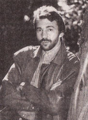 Александр Голубенко, ведущий артист театра им.М.Горького