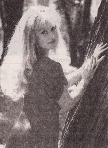 Илона Соляник, заслуженная артистка Украины
