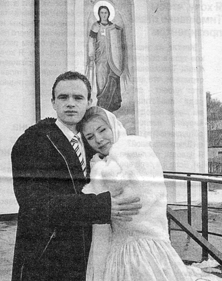 Актерская семья Анастасии и Александра Плахтий.